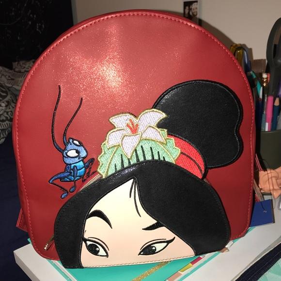 3a73edc146d Disney   Boxlunch   Danielle Nicole Mulan Backpack